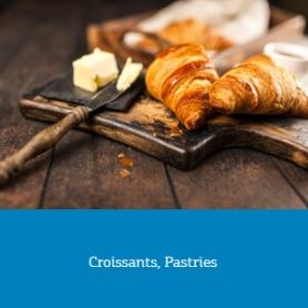 Croissants Pastries