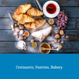 Croissants Pastries Bakery