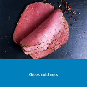 Greek cold cuts
