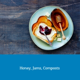 Honey Jams Composts