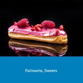 Patisserie Sweets