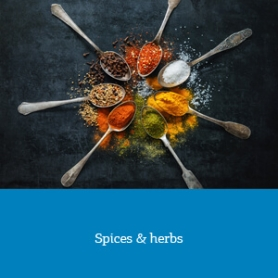 Spices & herbs