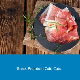 Greek Premium Cold Cuts