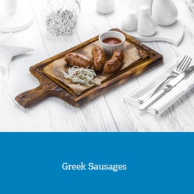 Greek Sausages